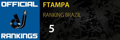 FTAMPA RANKING BRAZIL
