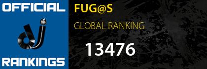 FUG@S GLOBAL RANKING