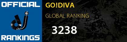 GO!DIVA GLOBAL RANKING