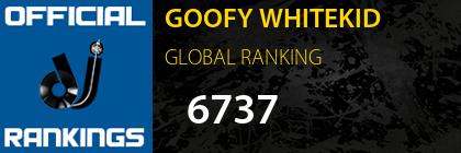 GOOFY WHITEKID GLOBAL RANKING