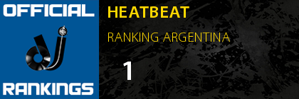 HEATBEAT RANKING ARGENTINA