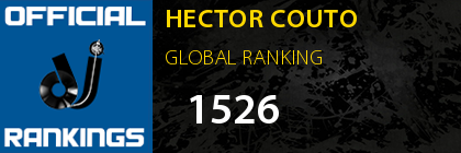 HECTOR COUTO GLOBAL RANKING