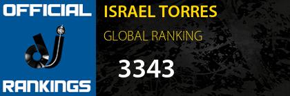 ISRAEL TORRES GLOBAL RANKING