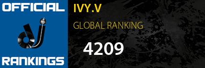 IVY.V GLOBAL RANKING