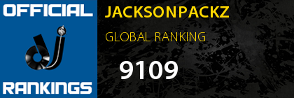 JACKSONPACKZ GLOBAL RANKING