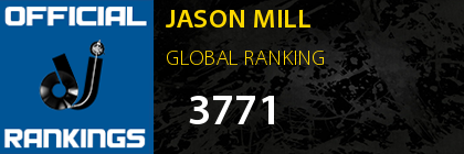 JASON MILL GLOBAL RANKING