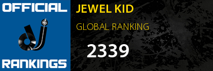 JEWEL KID GLOBAL RANKING