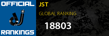 JST GLOBAL RANKING