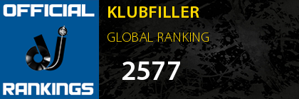 KLUBFILLER GLOBAL RANKING