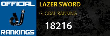 LAZER SWORD GLOBAL RANKING