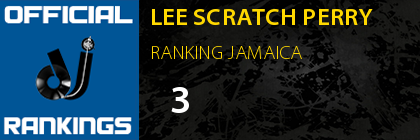 LEE SCRATCH PERRY RANKING JAMAICA