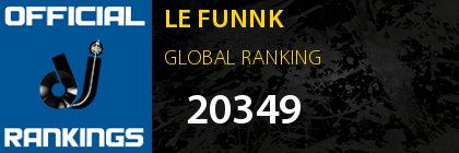 LE FUNNK GLOBAL RANKING
