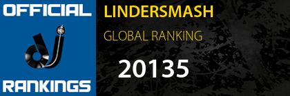 LINDERSMASH GLOBAL RANKING