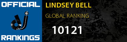 LINDSEY BELL GLOBAL RANKING