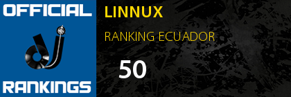LINNUX RANKING ECUADOR
