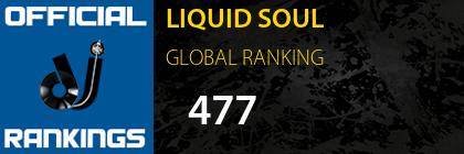 LIQUID SOUL GLOBAL RANKING