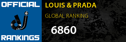 LOUIS & PRADA GLOBAL RANKING