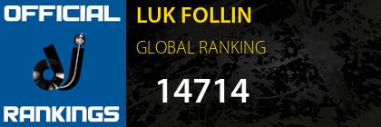 LUK FOLLIN GLOBAL RANKING