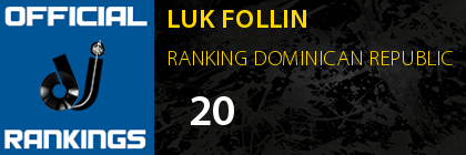 LUK FOLLIN RANKING DOMINICAN REPUBLIC