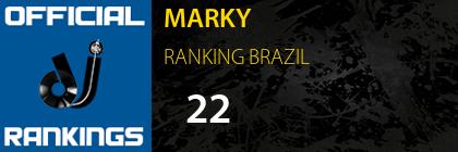 MARKY RANKING BRAZIL