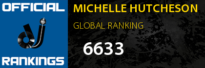 MICHELLE HUTCHESON GLOBAL RANKING