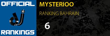 MYSTERIOO RANKING BAHRAIN