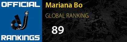 Mariana Bo GLOBAL RANKING