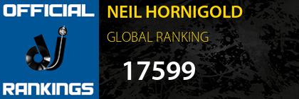 NEIL HORNIGOLD GLOBAL RANKING