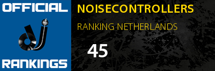 NOISECONTROLLERS RANKING NETHERLANDS