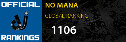 NO MANA GLOBAL RANKING