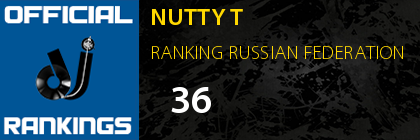 NUTTY T RANKING RUSSIAN FEDERATION
