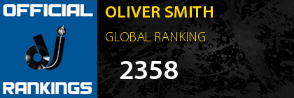OLIVER SMITH GLOBAL RANKING