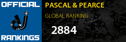 PASCAL & PEARCE GLOBAL RANKING
