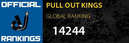 PULL OUT KINGS GLOBAL RANKING