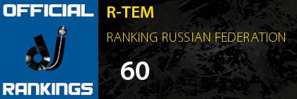 R-TEM RANKING RUSSIAN FEDERATION