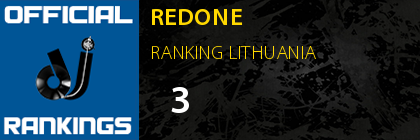 REDONE RANKING LITHUANIA