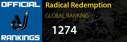 Radical Redemption GLOBAL RANKING