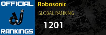 Robosonic GLOBAL RANKING