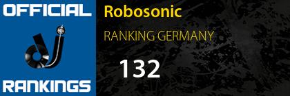 Robosonic RANKING GERMANY