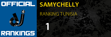 SAMYCHELLY RANKING TUNISIA