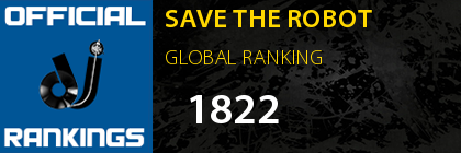 SAVE THE ROBOT GLOBAL RANKING