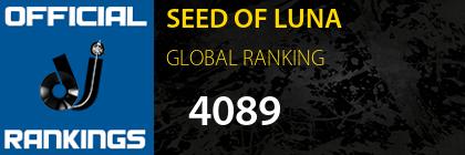 SEED OF LUNA GLOBAL RANKING