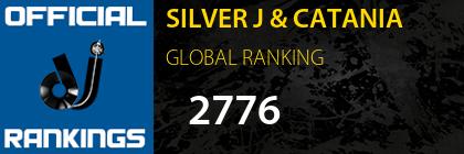 SILVER J & CATANIA GLOBAL RANKING
