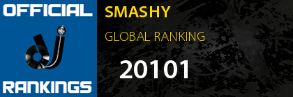 SMASHY GLOBAL RANKING