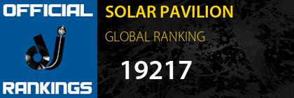 SOLAR PAVILION GLOBAL RANKING