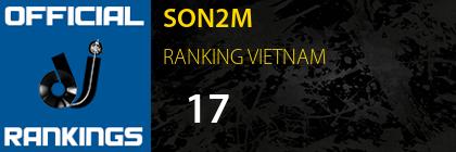 SON2M RANKING VIETNAM