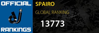 SPAIRO GLOBAL RANKING