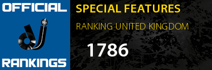 SPECIAL FEATURES RANKING UNITED KINGDOM