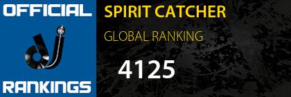 SPIRIT CATCHER GLOBAL RANKING