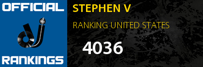 STEPHEN V RANKING UNITED STATES